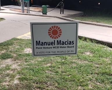 Sign Shop Political Signs